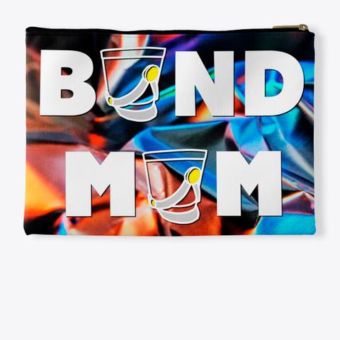 Band Mom Shako   Foil Collection Standard T-Shirt Back
