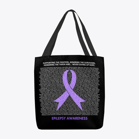 Epilepsy   Names (5631377t)   R3 Standard T-Shirt Front