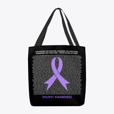 Epilepsy   Names (5631379t)   R5 Standard T-Shirt Front