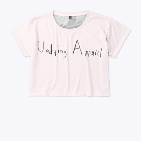 Undying Apparel Standard T-Shirt Front