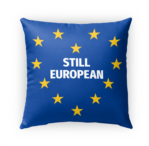 Still European   Cushions Standard T-Shirt Front