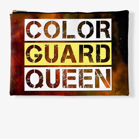 Color Guard Queen (Block)   Universe Collection Standard T-Shirt Front