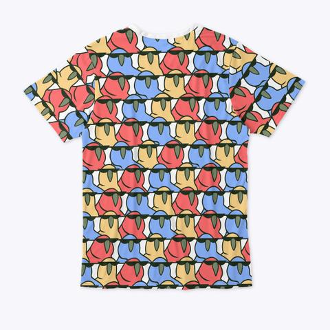 :Partyparrot: Standard T-Shirt Back