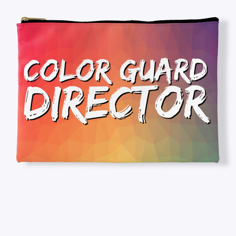 Color Guard Director   Mosaic Collection Standard T-Shirt Front