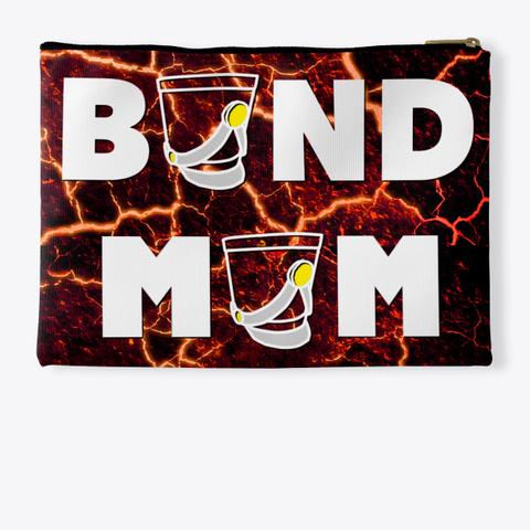 Band Mom Shako   Lava Collection Standard áo T-Shirt Back