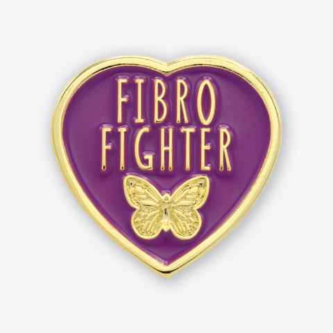 Fibro Fighter Standard T-Shirt Front