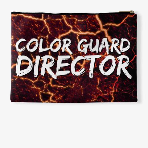 Color Guard    Lava Collection Standard T-Shirt Back