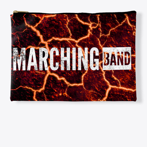 Marching Band   Lava Collection Standard T-Shirt Front