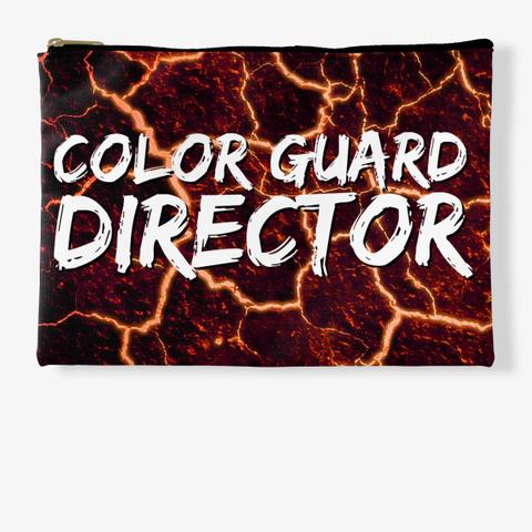 Color Guard    Lava Collection Standard T-Shirt Front