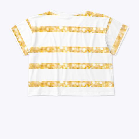 #The Basic Pets   Crop Top! Standard T-Shirt Back