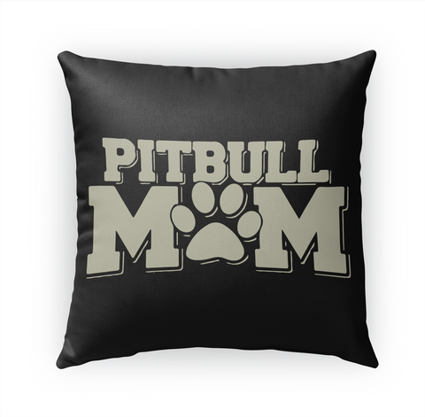Pitbull Mom Standard T-Shirt Front