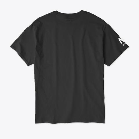 Cold Blood Champion Tee Black T-Shirt Back