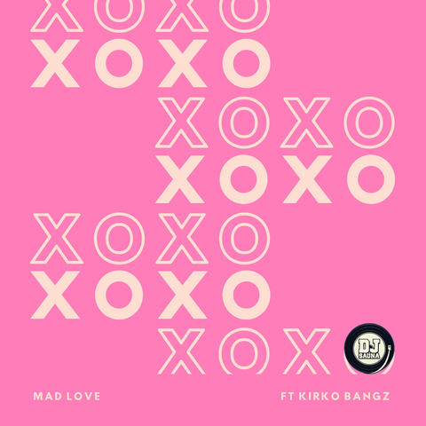 Mad Love Ft Kirko Bangz  T-Shirt Front