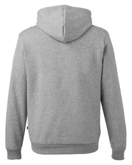 Women In Tech / Unlockd Grey Heather T-Shirt Back