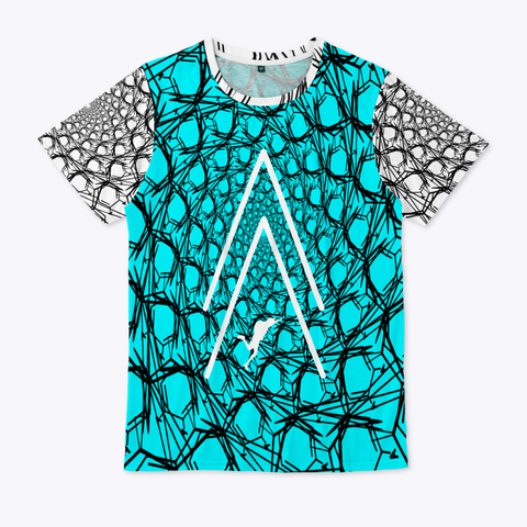 All Over Print Tee Standard T-Shirt Front