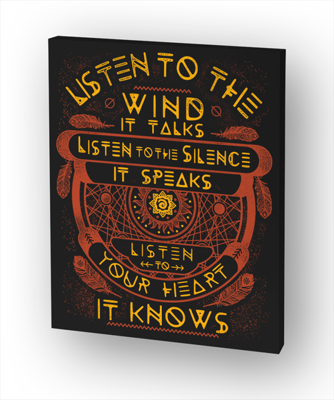 Listen To The Wind   Ending Soon Standard T-Shirt Front