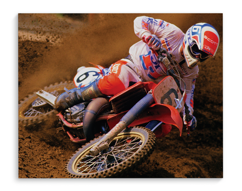 "Bailey Southwick Canvas Print   24""X30"" Standard T-Shirt Front"