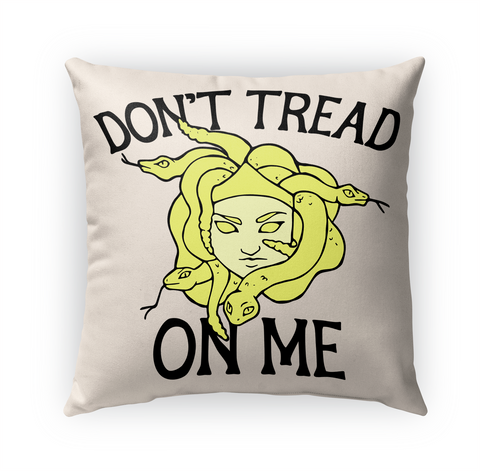 Don't Tread On Me Standard Kaos Front