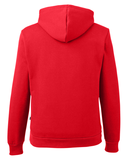 Women In Tech / Unlockd High Risk Red T-Shirt Back