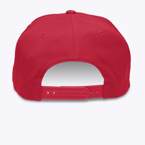 Bucs Life Hats Red T-Shirt Back