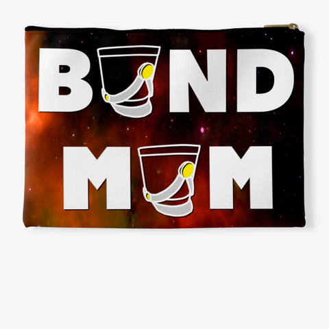 Band Mom Shako   Universe Collection Standard T-Shirt Back