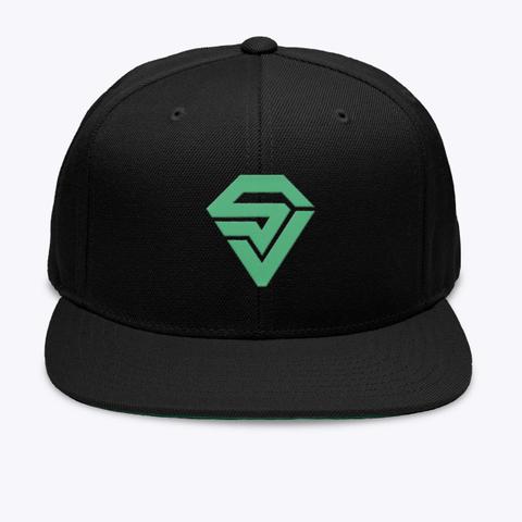 Gorra Sumaverdes Basic Black T-Shirt Front