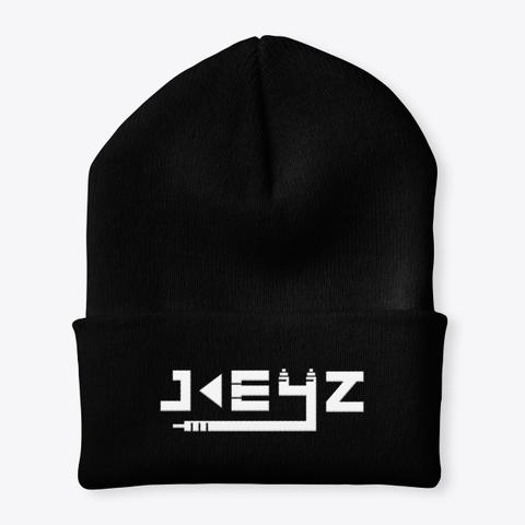 Jeyz Black T-Shirt Front