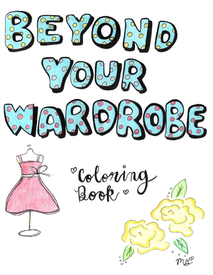 Beyond Your Wardrobe Coloring Book  T-Shirt Front