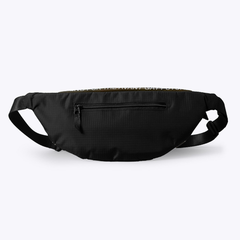 Avant Gay Fanny Pack Standard T-Shirt Back