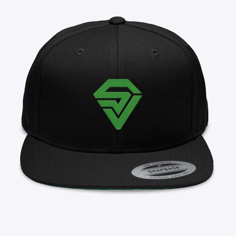 Gorra Sumaverdes Black Camiseta Front