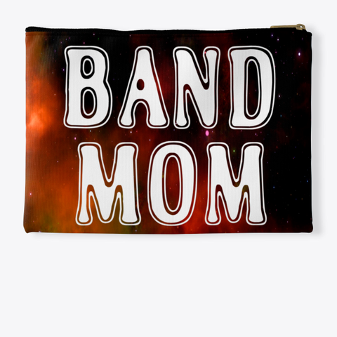 Band Mom   Universe Collection Standard T-Shirt Back