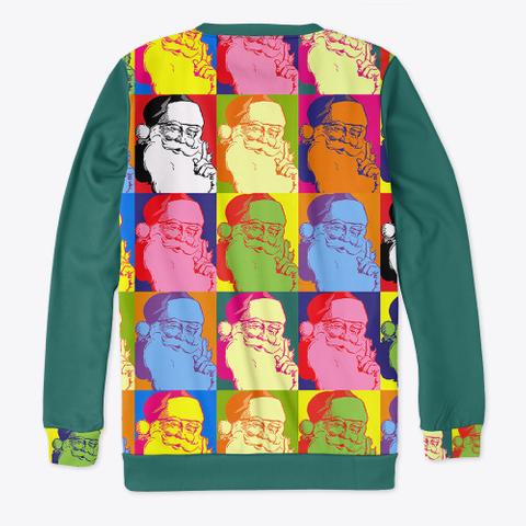 Ugly Pop Art Un Sweater Standard T-Shirt Back