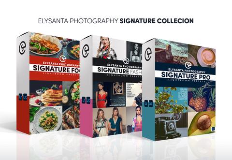 Elysanta Photography Preset Collection  T-Shirt Front