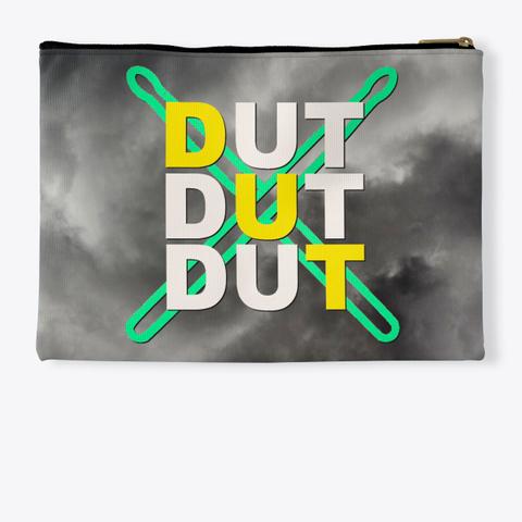 Drum Line: Dut Dut Dut Black Cloud Coll. Standard T-Shirt Back