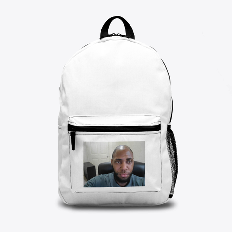Backpack Standard T-Shirt Front