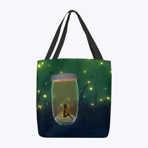 Fairy Tote Bag Standard T-Shirt Back