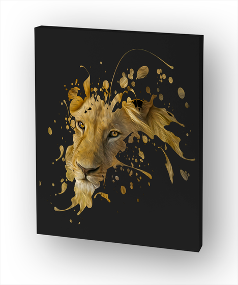 Disappearing Lion Standard T-Shirt Front