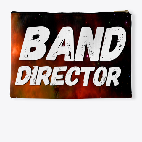 Band Director   Universe Collection Standard T-Shirt Back