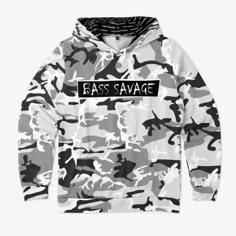 Bass Savage Standard T-Shirt Front
