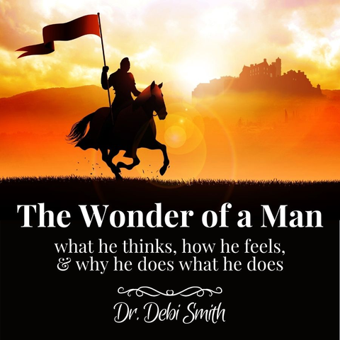 The Wonder Of A Man  T-Shirt Front