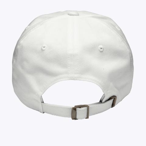 American Saddlebred Embroidered Hat White T-Shirt Back