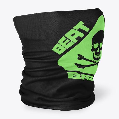 Beat Standard T-Shirt Back