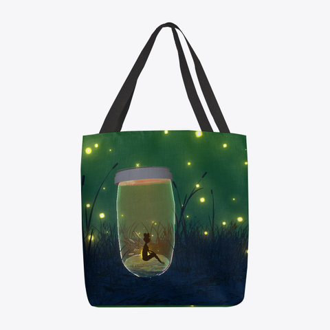 Fairy Tote Bag Standard T-Shirt Front