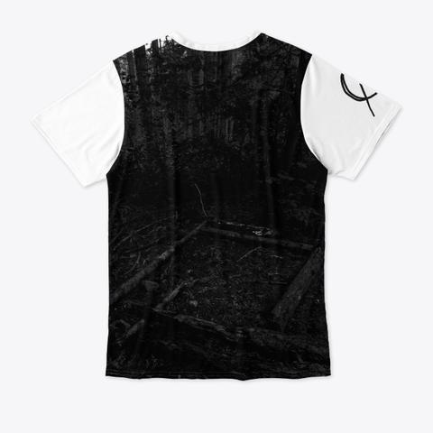Lighten My Burden Standard T-Shirt Back