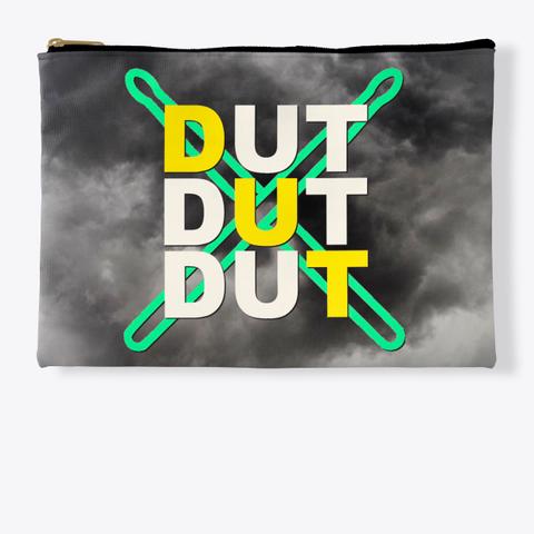 Drum Line: Dut Dut Dut Black Cloud Coll. Standard T-Shirt Front