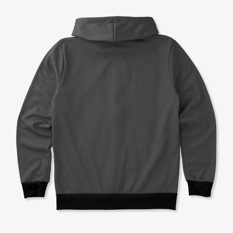 All Over Zip Hoodie Standard T-Shirt Back
