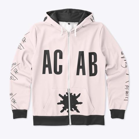 Ac Ab Standard T-Shirt Front