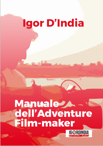 Manuale Dell'adventure Filmmaker  T-Shirt Front