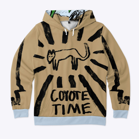 Coyote Time! Standard T-Shirt Front