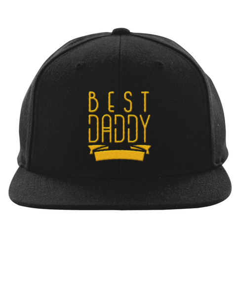 Best Daddy Black Hat Front